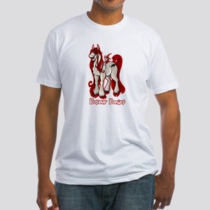 Vampire Pony Fitted T-Shirt