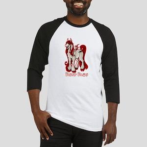 Vampire Pony Baseball Jersey