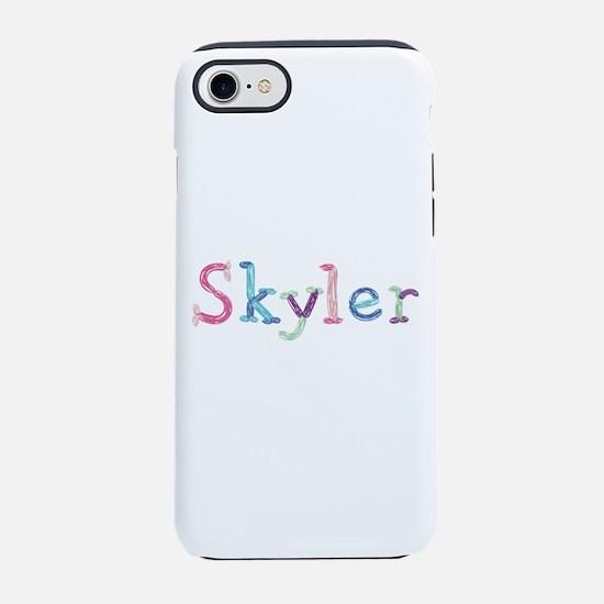 Skyler Princess Balloons iPhone 7 Tough Case