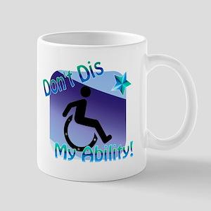 """""""Disable This!"""" Mug"""