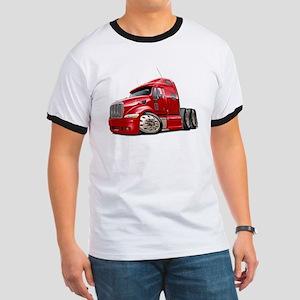 Peterbilt 587 Red Truck Ringer T