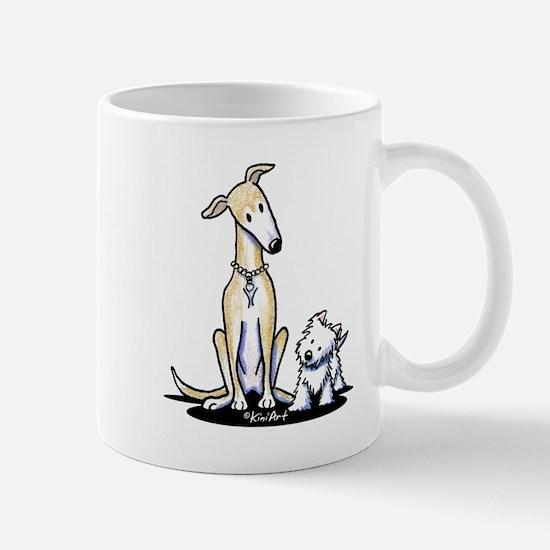 NOT A White Rabbit Mug