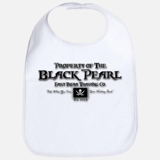 Black Pearl Bib