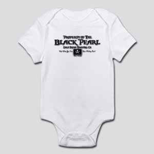 Black Pearl Infant Bodysuit