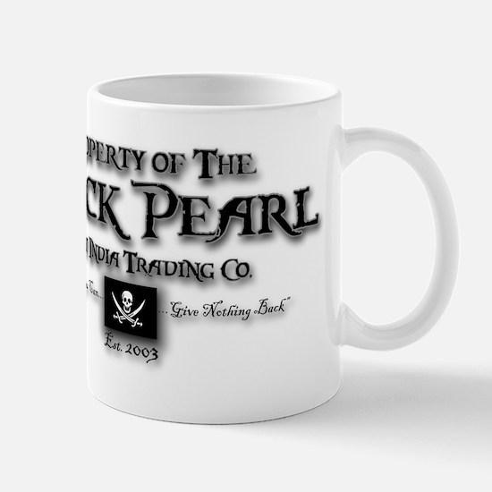 Black Pearl Mug