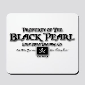 Black Pearl Mousepad