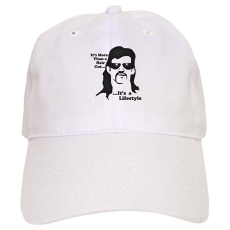 37cb4f4849d The Mullet Baseball Cap by thehotbutton