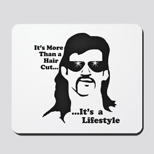 The Mullet Mousepad