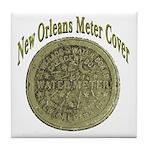 Original Meter Cover Tile Coaster
