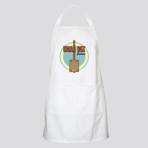 Cigar Box Guitar Apron