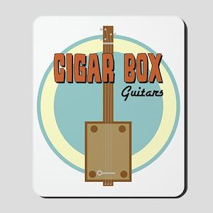 Cigar Box Guitar Mousepad