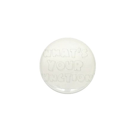 What's Your Function? Mini Button (10 pack)