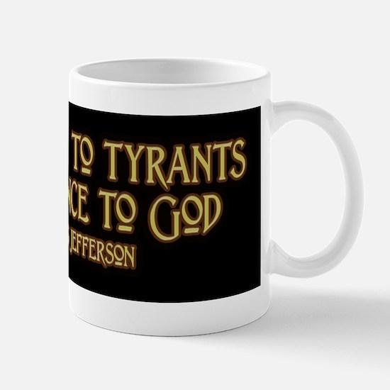 Resistance to Tyrants Mug