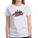 Nazzcar Rain Delay Logo T-Shirt