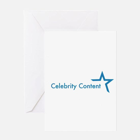 Funny Celebrities Greeting Card