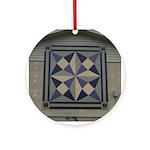 Amethyst Ornament (Round)