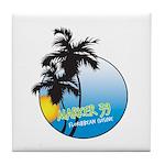 Justin Thyme Tile Coaster