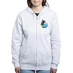 Justin Thyme Women's Zip Hoodie
