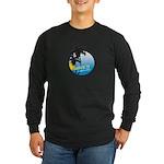 Justin Thyme Long Sleeve Dark T-Shirt