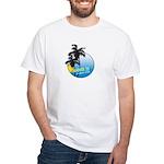 Justin Thyme White T-Shirt