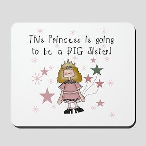 Princess Future Big Sister Mousepad
