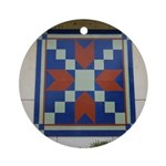 Stepping Stones Ornament (Round)