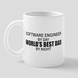 World's Best Dad - Software Eng Mug