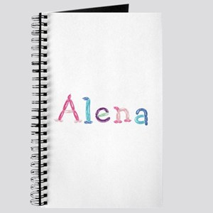 Alena Princess Balloons Journal