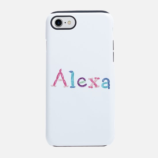 Alexa Princess Balloons iPhone 7 Tough Case