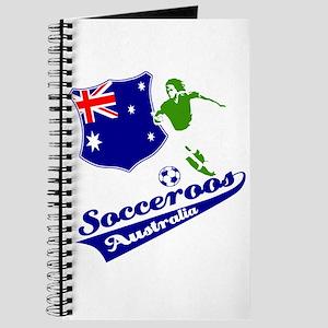 Australian soccer design Journal