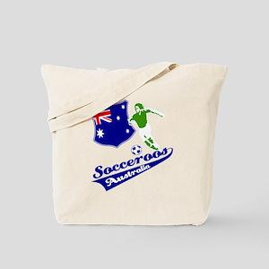 Australian soccer design Tote Bag