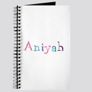 Aniyah Princess Balloons Journal