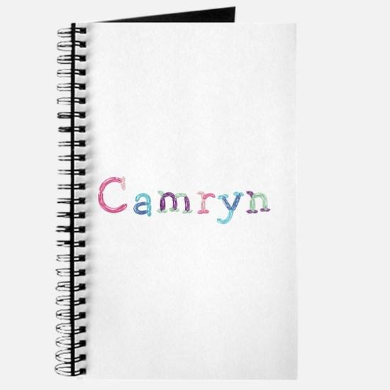 Camryn Princess Balloons Journal