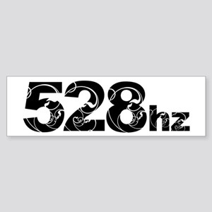 528hz Sticker (Bumper)