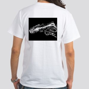 Art Uptown T Shirt White T-Shirt