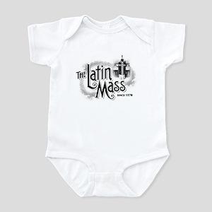 Latin Mass Infant Bodysuit