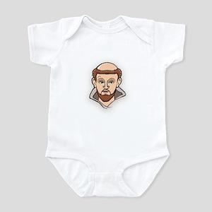 St. Francis Cartoon Infant Bodysuit