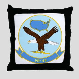 VR-48 Throw Pillow