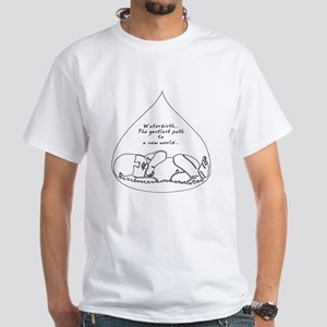 Waterbirth White T-Shirt