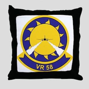 VR-58 Throw Pillow