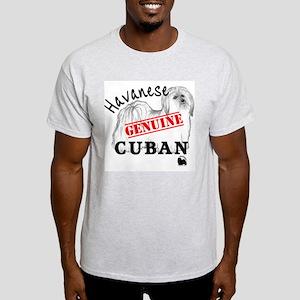 GenuineCuban_with_HRIlogo T-Shirt