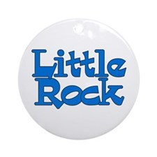 Little Rock 1 Ornament (Round)