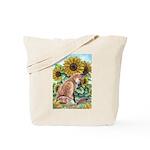 Sun Fox Tote Bag