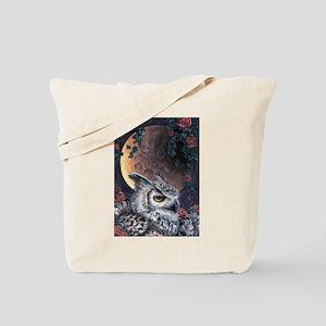 Night Magic Tote Bag