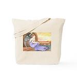 Patient Angel Tote Bag