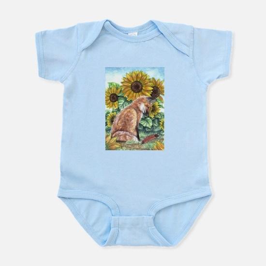 Sun Fox Infant Bodysuit