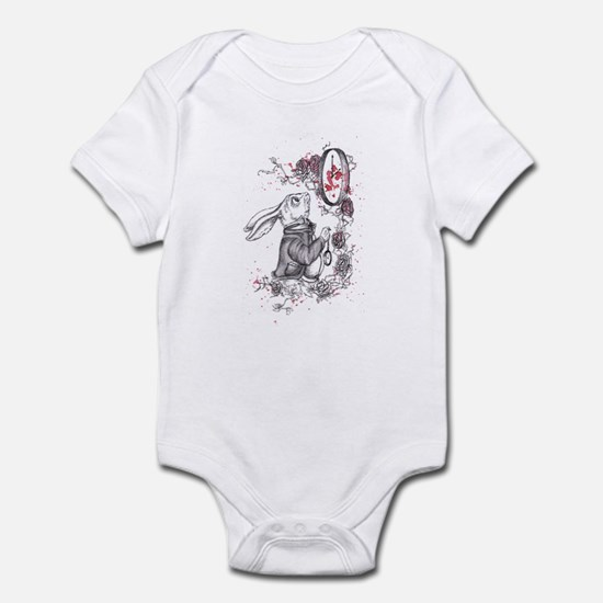 White Rabbit Infant Bodysuit