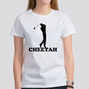 Tiger is a Cheetah Women's T-Shirt