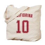 Carly Fiorina Tote Bag
