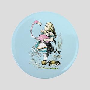 """Alice in Wonderland 3.5"""" Button"""